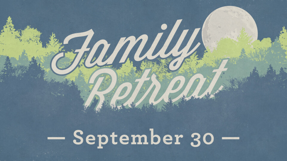 Family Retreat 2017