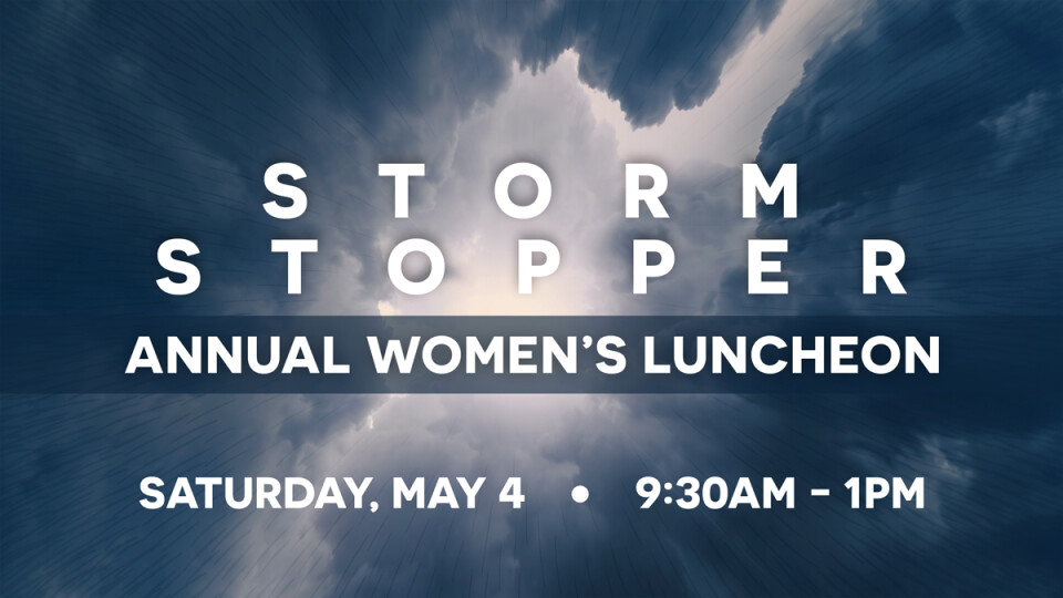 Annual Women's Luncheon 2019