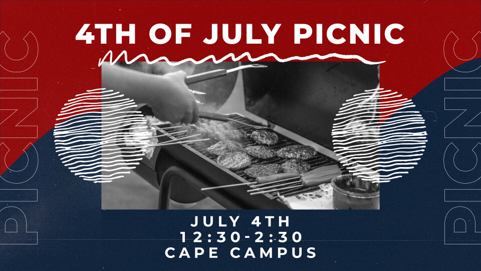 July 4th Picnic (Cape Campus)